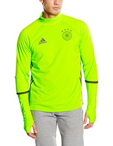 adidas Germany Mens 2016 Green Training Top Image