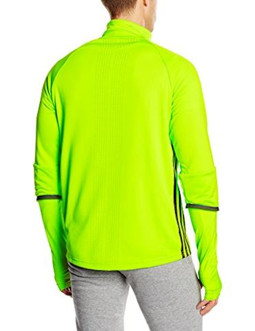 adidas Germany Mens 2016 Green Training Top