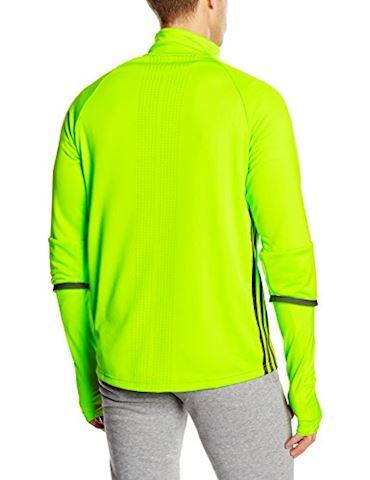 adidas Germany Mens 2016 Green Training Top Image 2