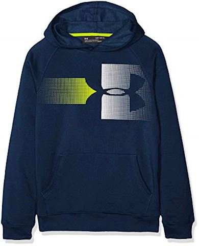 Under Armour Boys' UA Rival Logo Hoodie Image