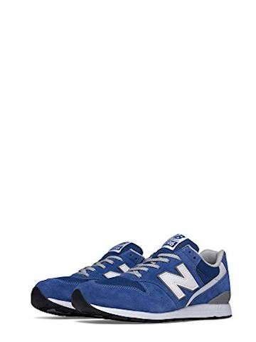 996 New Balance Suede Men's Running Classics Shoes Image