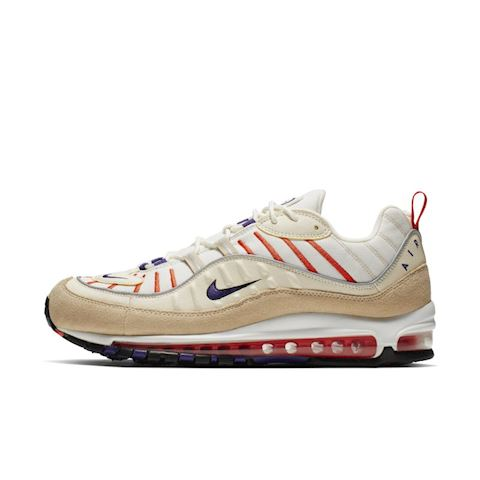online store 04bf2 0d23b Nike Air Max 98 Men's Shoe - Cream