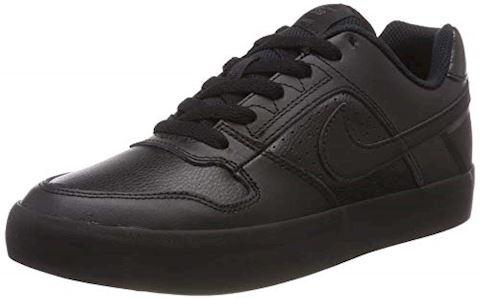 Nike SB Delta Force Vulc Men's Skateboarding Shoe - Black Image 2