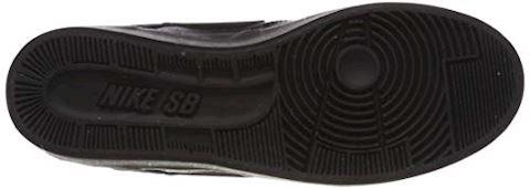Nike SB Delta Force Vulc Men's Skateboarding Shoe - Black Image 4