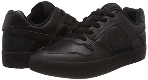 Nike SB Delta Force Vulc Men's Skateboarding Shoe - Black Image 6