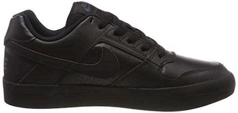 Nike SB Delta Force Vulc Men's Skateboarding Shoe - Black Image 7