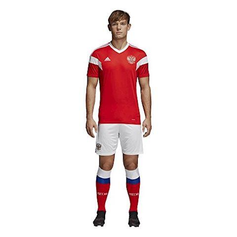 adidas Russia Mens Home Shorts 2018 Image 5