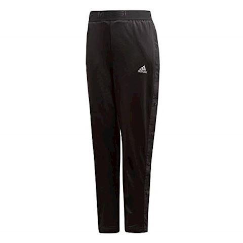 adidas Training Trousers Messi Knit Strike - Black Kids Image