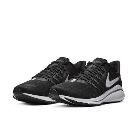 Nike Air Zoom Vomero 14 Men's Running Shoe - Black Image 2