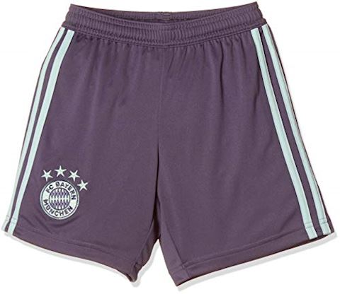 adidas Bayern Munich Kids Away Shorts 2018/19 Image