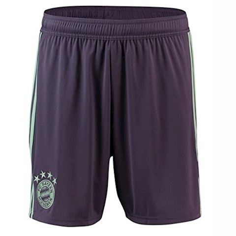 adidas Bayern Munich Kids Away Shorts 2018/19 Image 3