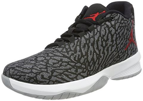 Nike Jordan B. Fly Men's Basketball Shoe - Grey Image 8