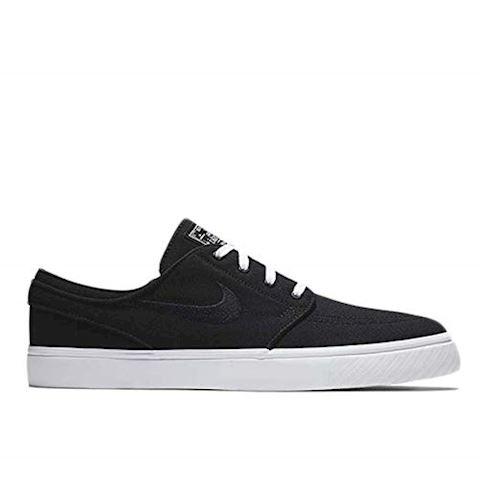 Nike SB Zoom Stefan Janoski Canvas Men's Skateboarding Shoe - Black Image