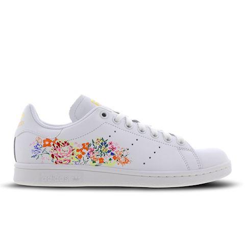 123a26e77e0c9b adidas Stan Smith Flower Embroidery - Women Shoes Image