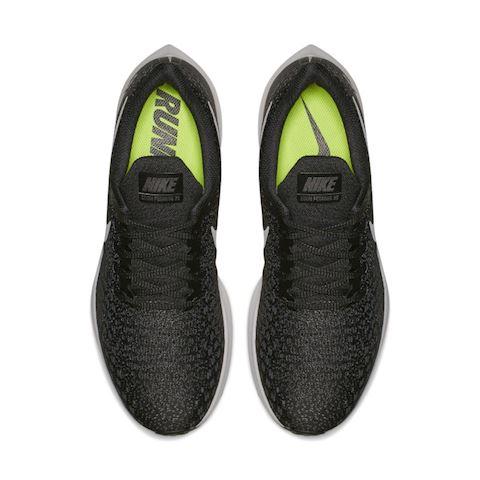 Nike Air Zoom Pegasus 35 Men's Running Shoe - Black Image 4