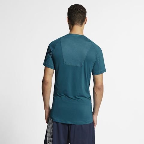 c3ca01710b Nike Breathe Pro Men's Short-Sleeve Top - Blue