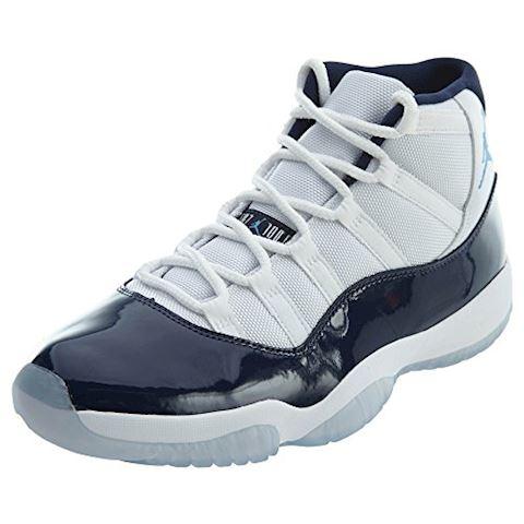 Nike Air Jordan XI Retro Men's Shoe - White Image