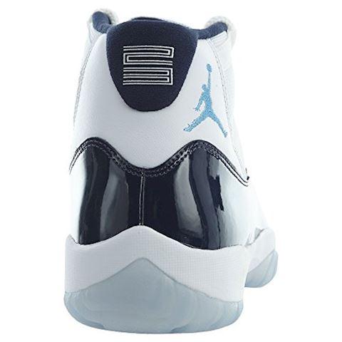 Nike Air Jordan XI Retro Men's Shoe - White Image 3