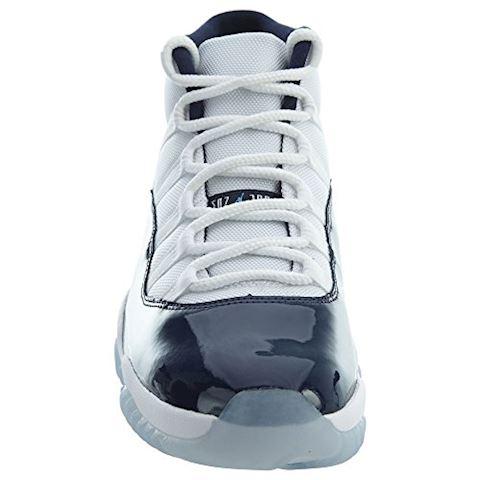 Nike Air Jordan XI Retro Men's Shoe - White Image 5