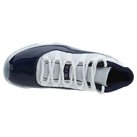 Nike Air Jordan XI Retro Men's Shoe - White Image 6