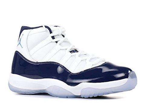 Nike Air Jordan XI Retro Men's Shoe - White Image 8