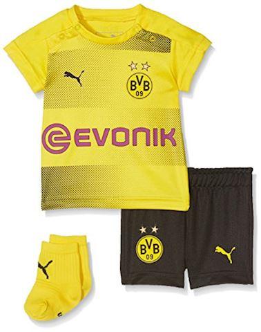 Puma Borussia Dortmund Baby SS Home Mini Kit 2017/18 Image
