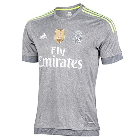promo code 5f05f 2e61f adidas Real Madrid Mens SS Away Club World Cup Shirt 2015/16