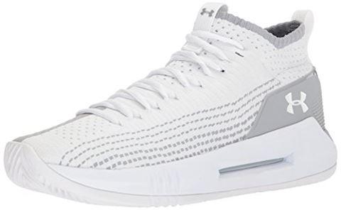 Under Armour Men's UA Heat Seeker Basketball Shoes Image