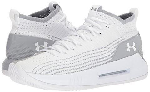 Under Armour Men's UA Heat Seeker Basketball Shoes Image 6