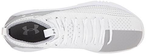 Under Armour Men's UA Heat Seeker Basketball Shoes Image 8