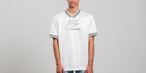Nike T-Shirt NSW Archive - White/Obsidian