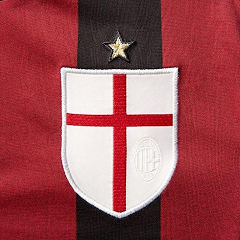 adidas AC Milan Mens SS Home Shirt 2015/16 Image 4