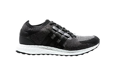 adidas EQT Support Ultra Primeknit Mens Trainers Black/White Image