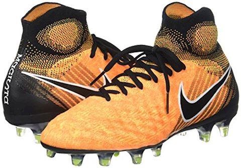 Nike Jr. Magista Obra II Older Kids'Firm-Ground Football Boot - Orange Image 5