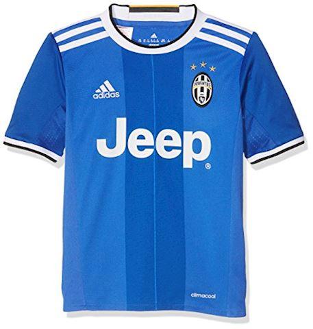 adidas Juventus Kids SS Away Shirt 2016/17 Image