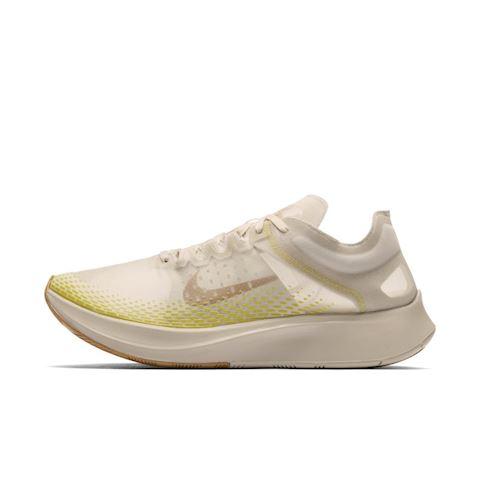 Nike Zoom Fly SP Fast Unisex Running Shoe - Cream Image