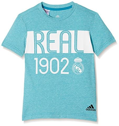 adidas Real Madrid Tee Image