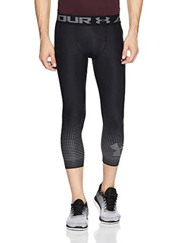 Under Armour Men's HeatGear Armour Graphic ¾ Leggings Image