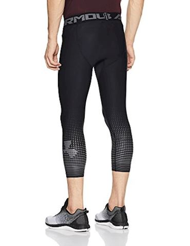 Under Armour Men's HeatGear Armour Graphic ¾ Leggings Image 2