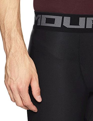 Under Armour Men's HeatGear Armour Graphic ¾ Leggings Image 4