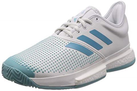 adidas Solecourt Boost X Parley White buy and offers on Smashinn