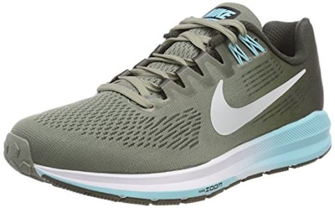 Nike Air Zoom Structure 21 Women's Running Shoe - Grey Image