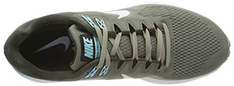 Nike Air Zoom Structure 21 Women's Running Shoe - Grey Image 13