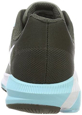 Nike Air Zoom Structure 21 Women's Running Shoe - Grey Image 2