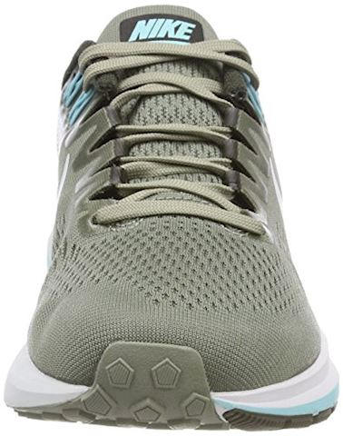 Nike Air Zoom Structure 21 Women's Running Shoe - Grey Image 4