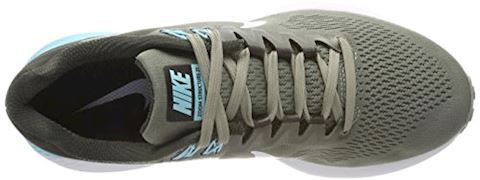 Nike Air Zoom Structure 21 Women's Running Shoe - Grey Image 7