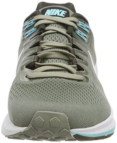Nike Air Zoom Structure 21 Women's Running Shoe - Grey Image 10
