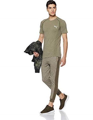 Puma Active Men's evoKNIT Basic T-Shirt Image 4