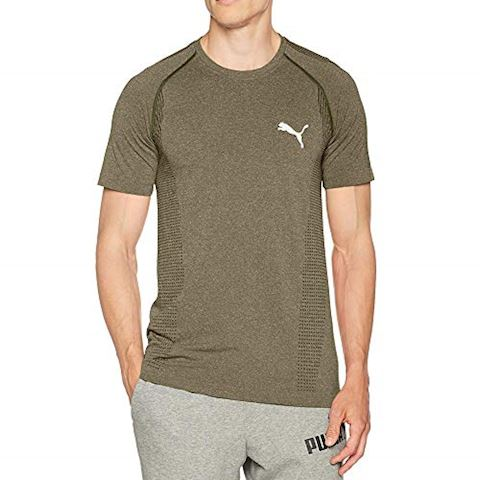 Puma Active Men's evoKNIT Basic T-Shirt Image 5