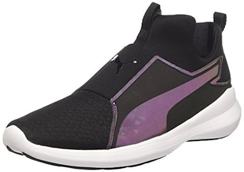 Puma Rebel Mid Swan Women's Trainers Image